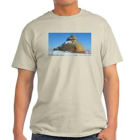 Shiprock Ash Grey T-Shirt