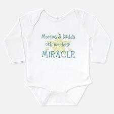 Funny Sticky blood Long Sleeve Infant Bodysuit