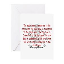 Nurse XXX Greeting Cards (Pk of 10)