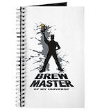 Home brew Journals & Spiral Notebooks