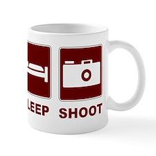 Eat Sleep Shoot Mug