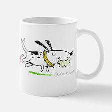 the dog ate my lesson plans! Mug