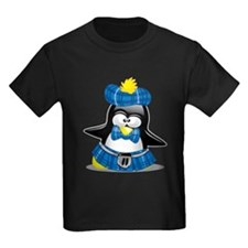 Penguin Blue Kilt T