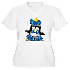 Penguin Blue Kilt T-Shirt