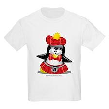 Penguin Red Kilt T-Shirt