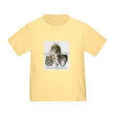Lions, Tigers & Bears Toddler T-Shirt