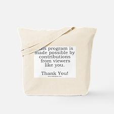 Tip Encouraging Tote Bag