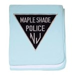 Maple Shade Police Infant Blanket