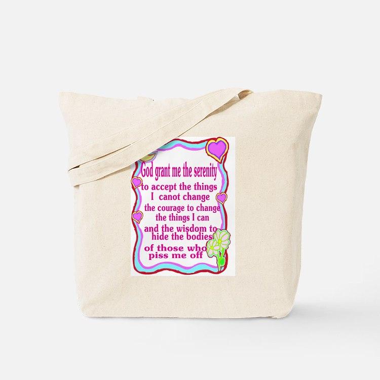 SICK SERENITY Tote Bag