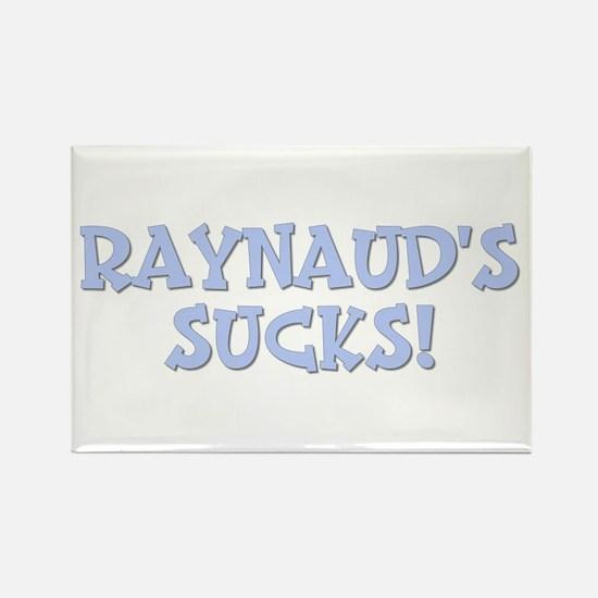 Raynaud's Sucks! Rectangle Magnet