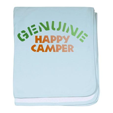 Genuine Happy Camper Infant Blanket