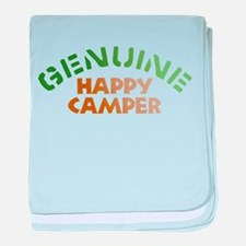 Genuine Happy Camper Infant Blanket