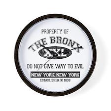 The Bronx Wall Clock