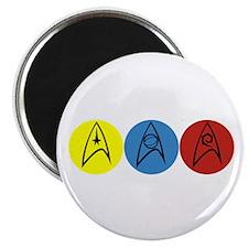 "Star Trek Insignia 2.25"" Magnet (100 pack)"