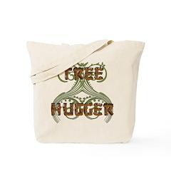 Tree Hugger Reusable Shopping Bag