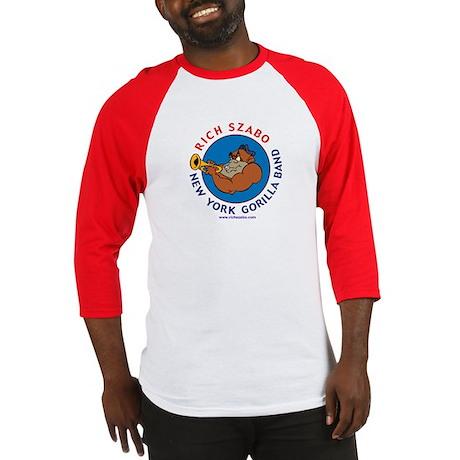 Gorillashirt3 Baseball Jersey