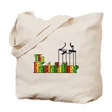 The Rastafather Tote Bag