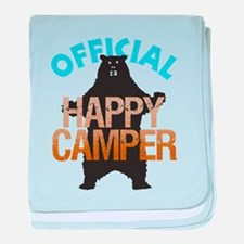 Happy Camper Infant Blanket