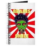 ZOMBIE-BRAINS-SMILE Journal