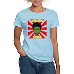 ZOMBIE-BRAINS-SMILE Women's Light T-Shirt