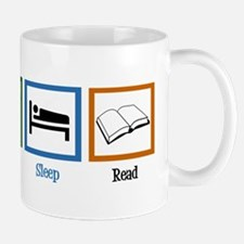Eat Sleep Read Mug