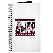 Rally to Restore Sanity America Journal