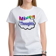Mixed Thoughts Logo Tee