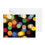 Merry Christmas Lights Greeting Cards (Pk of 10)