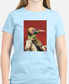 Sexy Cowgirl T-Shirt