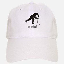 Hockey 6 Baseball Baseball Cap
