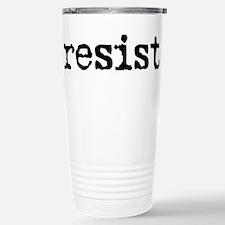 Cute Anti racism Travel Mug