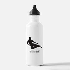 Jump Kick Water Bottle