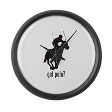 Polo Large Wall Clock