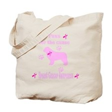 Paws For The Cause Tote Bag
