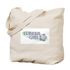 More Surfer Girl Tote Bag
