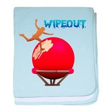 Wipeout Infant Blanket