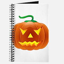 Halloween Pumpkin Journal