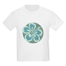 Beach Flower Kids T-Shirt