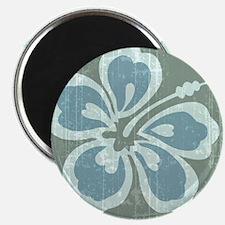 Beach Flower Magnet