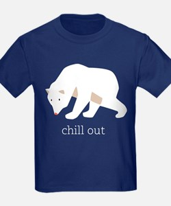 Chill Out Polar Bear T