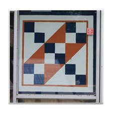 Jacob's Ladder Underground Railroad Tile Coaster