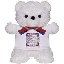 To Thine Own Self Be True Teddy Bear