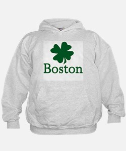 Irish Boston Hoodie