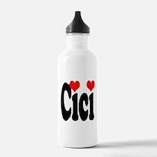 I love Cici Water Bottle