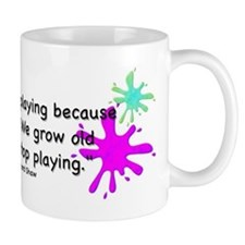 Don't Stop Playing Mug