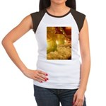 Singapore Temple Offering Lam Women's Cap Sleeve T