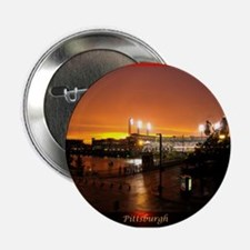 "Pittsburgh Sunset 2.25"" Button"