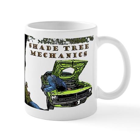 Shade Tree Mechanics Employee Mug