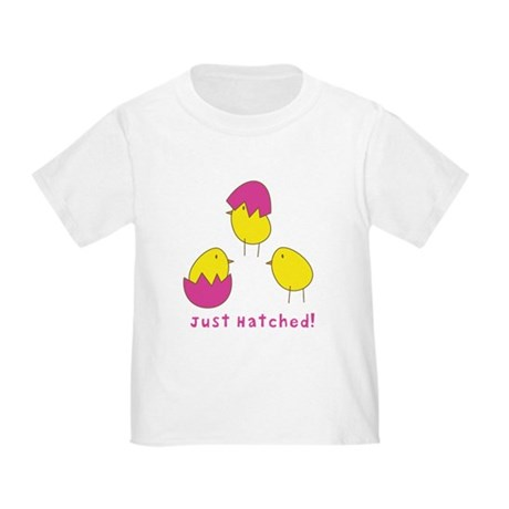 Just Hatched Chicks Toddler T-Shirt