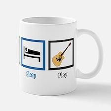 Eat Sleep Guitar Mug